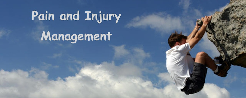 Pain and Injury Management