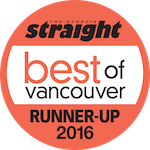 """Best of Vancouver"" – 2016"